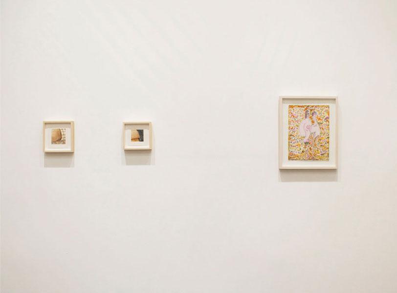 Installation at Klaus von Nichtssagend Gallery