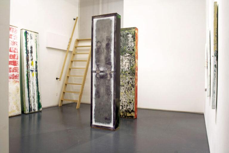 installation view of Tomato, 2012 at Klaus von Nichtssagend Gallery
