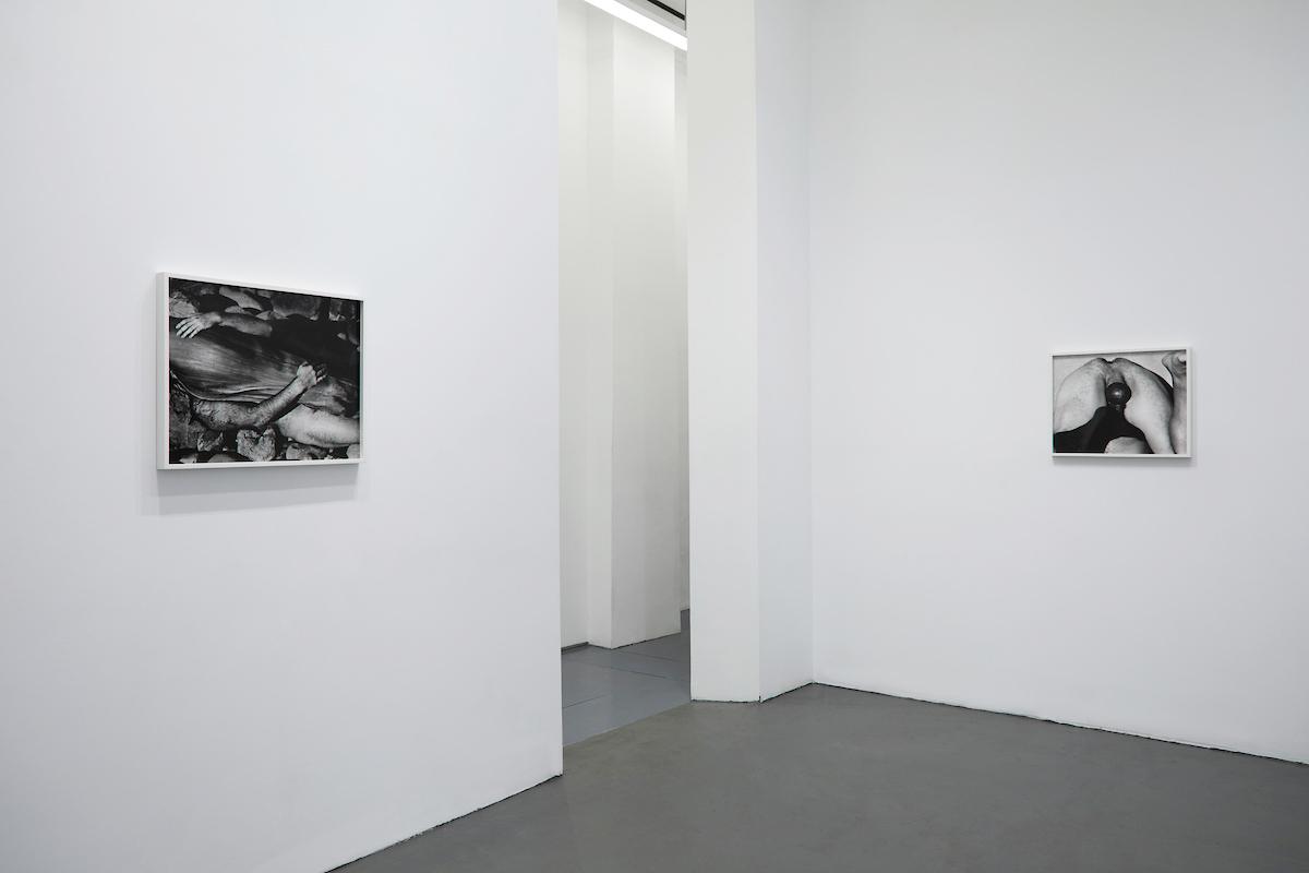 Exhibition view, Klaus von Nichtssagend Gallery, 2019